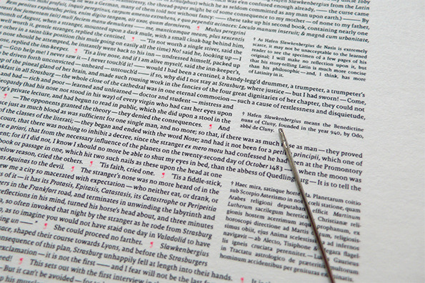 essay titles tristram shandy Laurence sterne laurence sterne (1713-1768) until his literary career took off with the publication of the first volume of tristram shandy in 1759.