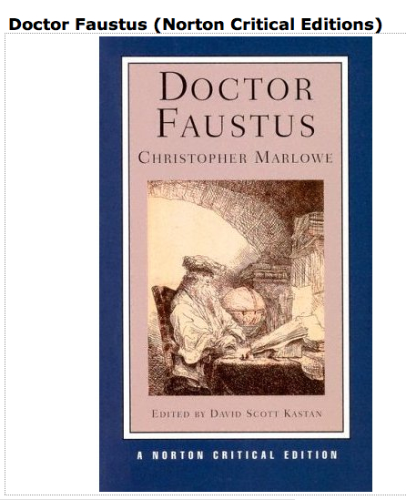 Doctor faustus essay questions