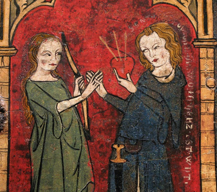 Paper on Courtly Love & Medieval Romance?