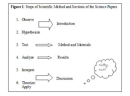 Steps to Make a Science Fair Research Report