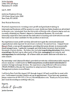 examples of three cover letters job 2 prospective - Slp Cover Letter