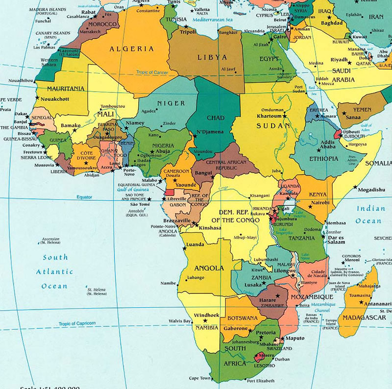 an analysis of the ethnography of nigeria a country in west africa